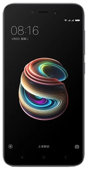 Смартфон Xiaomi Redmi 5A 16GB Gray Global Version