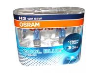 Галогеновые лампы Osram CoolBlue H3
