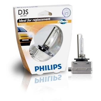 Ксеноновая лампа Philips D3S Vision